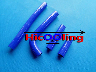 Blue silicone radiator hose for YAMAHA YZ426F YZ 426 F 2000 2001 2002 00 01 02