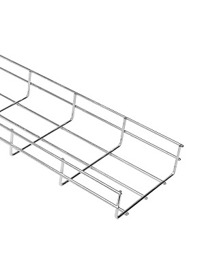 3 X Pack Marco Mc30100 Cable Basket Tray 3m Steel Wire Cable Tray