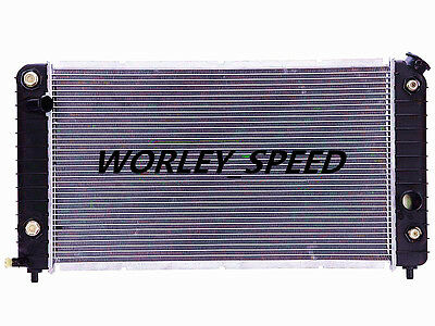RADIATOR FOR CHEVY GMC FITS S10 BLAZER JIMMY SONOMA 4.3 V6 6CYL 94-95 No.1533
