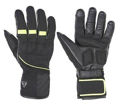 Brand New Triumph Motorcycles Mens Waterproof and Thermal Warwick Gloves