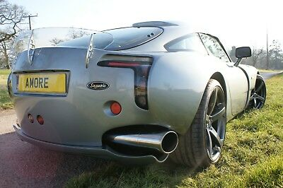 SOLD - More TVR's required please ! TVR Sagaris - more TVR's on our website