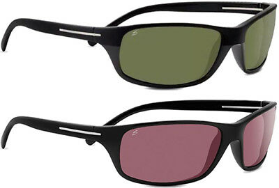 Serengeti Pisa Photochromic Polarized Sunglasses (8273 / 8279) - Made In Italy