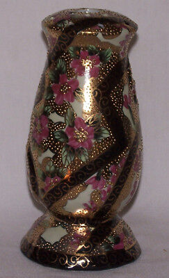 Hand  Painted  Nippon  Hatpin  Holder