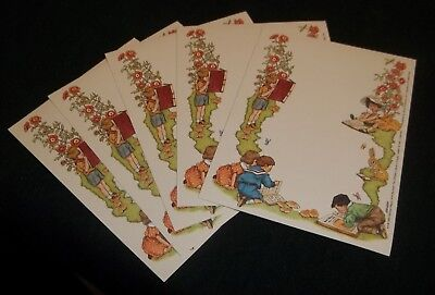 Antioch Publishing bookplates Kids reading set of 5