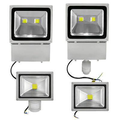 Cob LED Projecteur LED Außenfluter LED Projecteur Blanc Froid avec /sans 180° Bm