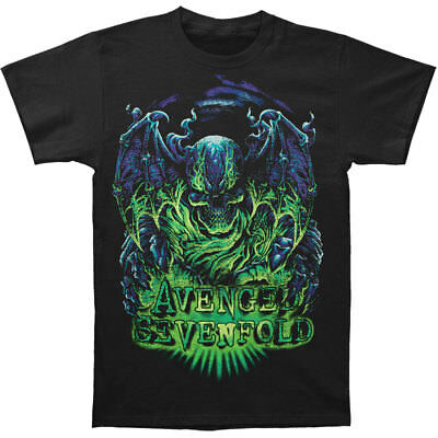 Avenged Sevenfold Men's Dare To Die T-shirt Small Black Rockabilia