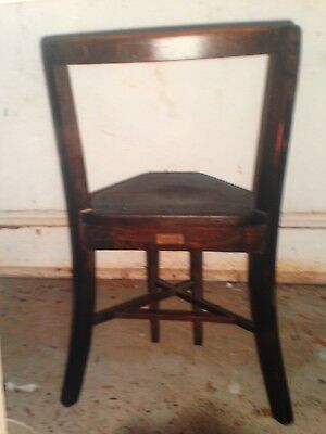 Frank Rieder Seatmore chairs set of 4-1920s