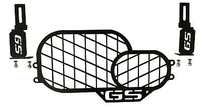 BMW F650GS TWIN Motorcycle Headlight Cover Guard Protector Grill (G)