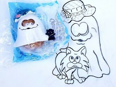 McDonalds Happy Meal Toys 1993 Halloween McNugget Buddies w/ Preproduction Art