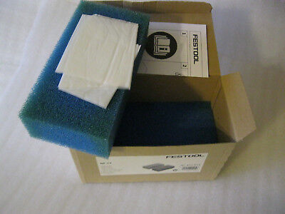 FESTOOL Vacuum Cleaner Filter Moisture Filter nf-ct 452924 Wet Suction Filters