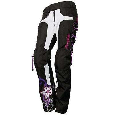 Scorpion Savannah II Pants Black/Pink (Size XS/2XL) - PRE-SEASON CLEAROUT!