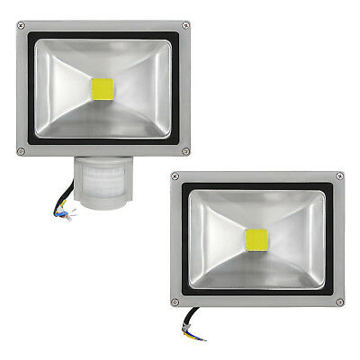 Cob Led Projecteur Led Projecteur Led Lampe 20 Watt 5.500-6000 Kelvin