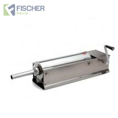 """""""brand New"""" Commercial Sausage Filler Stainless Steel 7L Horizontal Sf7-H"""