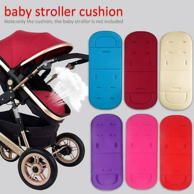 Soft Baby Stroller Pushchair Liner Pad Cover Mat Car Seat Chair Cushion Thick 1X