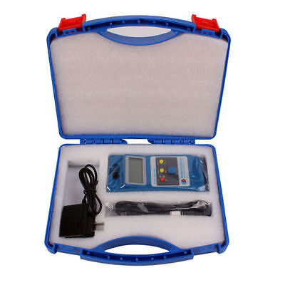 Gaussmeter Tesla Meter The Fluxmeter Surface Magnetic Field Tester w Ns Function