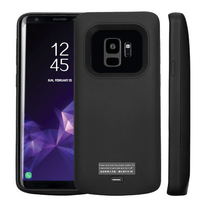 Portable Battery Charger Phone Charging Bank Case for Samsung Galaxy S9/S9 Plus