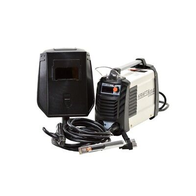 Inverter Welding Machine MMA 160A LCD 230V KD827 HOT START, ANTI STICK ARC FORCE