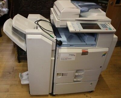 Colour Photocopier for Office - Infotec ISC 2525 WITH SPARE TONER! A3 & A4 Copy