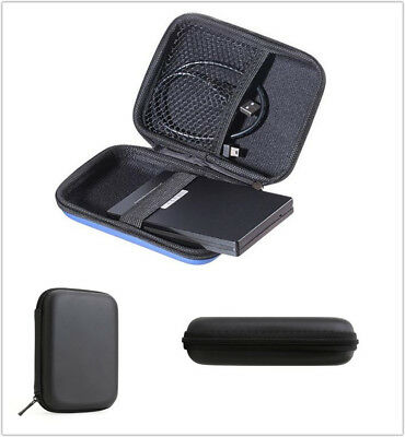 Portable Carry Case Holder for Western Digital My Passport Elements Hard Drive