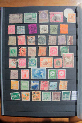 Lot Stamps Collection Worldwide Classic (R0S2127