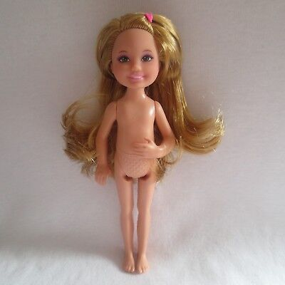 NEW Barbie Little Sister Chelsea Friend Madison Doll in A Pony Tale ~ Nude
