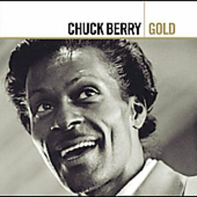 Chuck Berry - Gold - Best Of / 50 Greatest Hits - 2CDs Neu & OVP