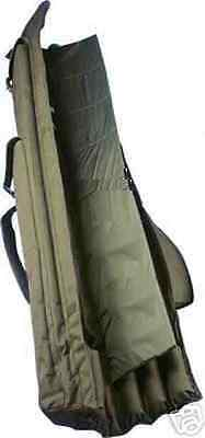 Abode Oxford 12ft 3 Rod Part Padded Carp Bag Fishing Holdall