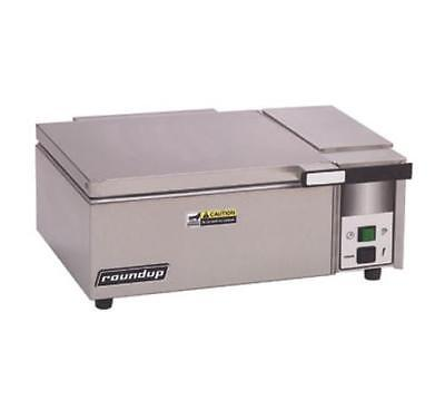 A.J. Antunes - Roundup Stainless Steel Food Warmer With Direct Water Hook-Up