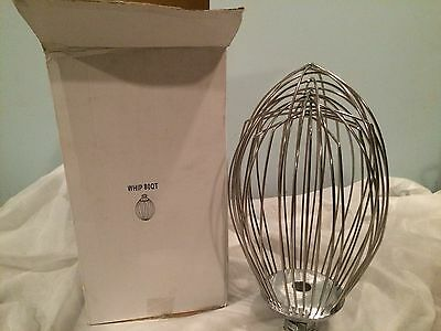 New 80 Quart Qt Wire Whisk Whip Attachment for Hobart Mixers for M802 L800