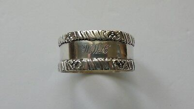 Antique Sterling Silver Napkin Ring, 20 grams