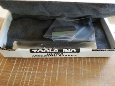"""370 - 1.5"""" back relief knife for Woodmaster planer - Brand new"""