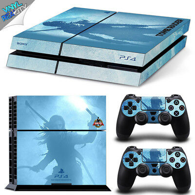 Pad Decals Vinyl Laid Ps4 Skin Playstation Gamer Symbols Blue Square Sticker Video Games & Consoles