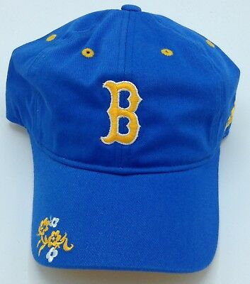 151943e7612 NCAA UCLA Bruins Adidas Adult Adjustable Fit Slouch Curved Brim Cap Hat NEW!
