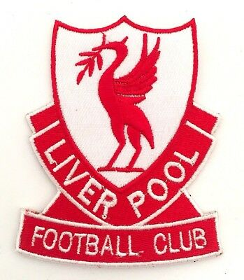 "Liverpool Football Club Patch Badge ""new"" No-328"