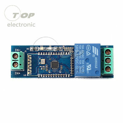 12V Bluetooth Relay Remote Control Switch IOT Wireless Module High Quality
