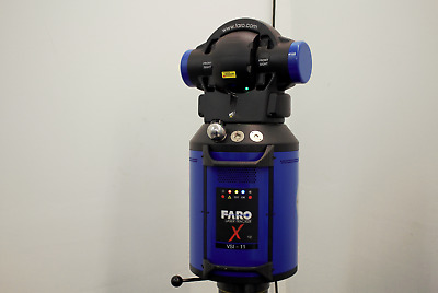 FARO Laser Tracker X with 1 seat of Verisurf Software and Training