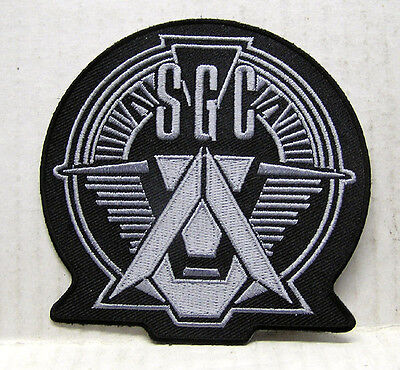 Stargate - SGC Prometheus - Iron on Patch