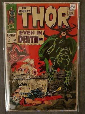 Thor 150 **1st Hela cover**