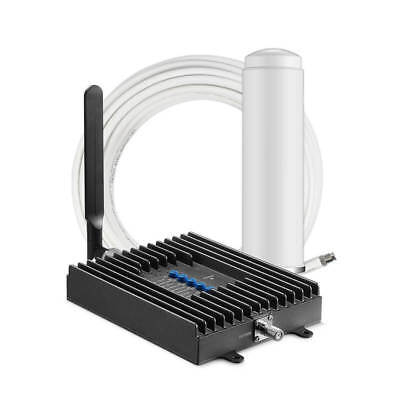 SureCall Fusion4Home 3G/4G LTE Cell Phone Signal Booster Kit Omni/Whip Antennas