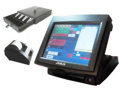 Point of Sale System, Touch Screen, Printer, Cash Draw, POS Software & Setup