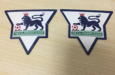 1997-2003 Retro Premier League Patch EPL Lextra Sleeve Soccer Badge