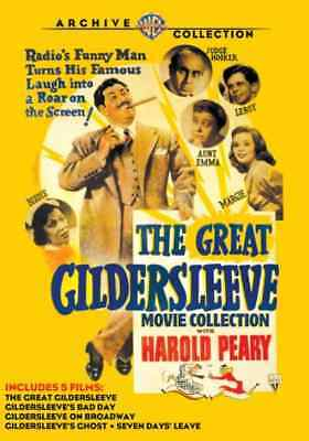 The Great Gildersleeve Movie Collection (2-Disc) NEW DVD