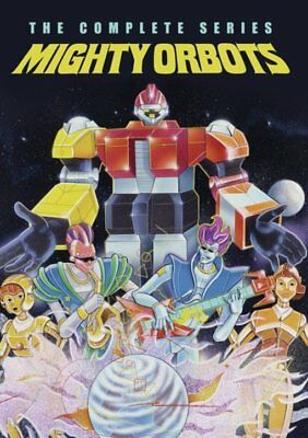 Mighty Orbots: Complete Series (2-Disc) NEW DVD