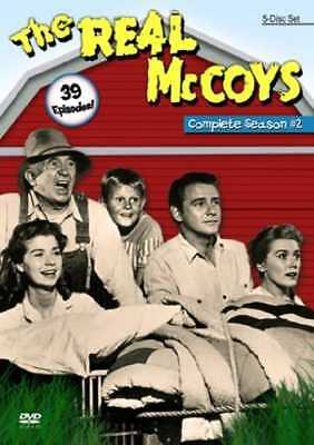 The Real McCoys: Complete Season 2 (5-Disc) NEW DVD