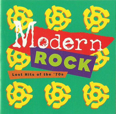 MODERN ROCK - LOST HITS OF THE '70s Time Life Music 2X CD Sealed NEW ! OOP RARE