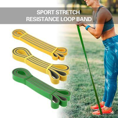 Workout Loop Band Pull Up Assist Band Dehnungswiderstand Band Powerlifting O0Q8