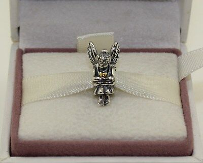 AUTHENTIC PANDORA Fairy Pixie Charm, 791206 (NYMPH)     #702
