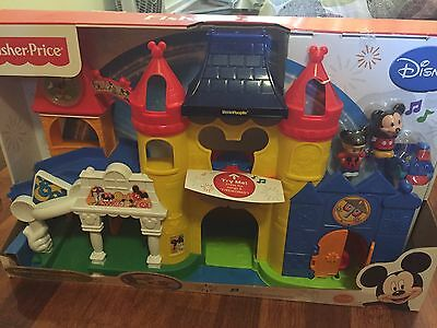 Fisher Price LittlePeople Magic Of Disney Day (2 Char Pk)
