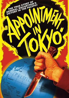 Appointment in Tokyo NEW DVD