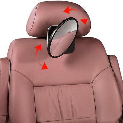 Car Style Large Adjustable Baby Child Safety Mirror Auto Rear Seat Headrest View